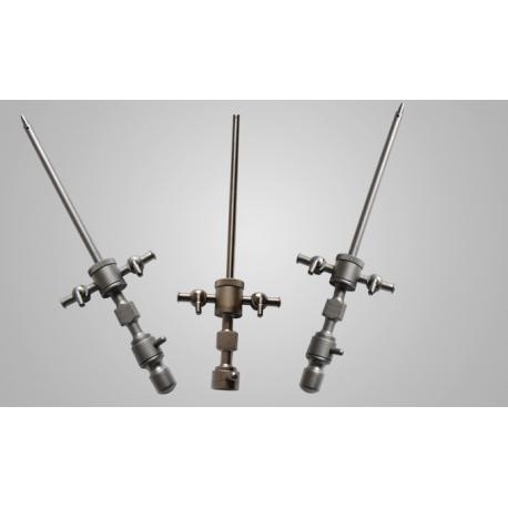 Płaszcz artroskopu 175/2,7mm 30˚