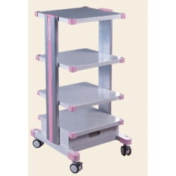 Wózek na aparature medyczna